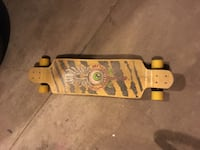 Basically new long board