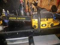 John deer chainsaw excellent condition  Red Deer, T4P