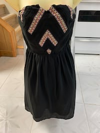 Brand new Mendocino strapless dress with tags  Toronto, M9N 1G2