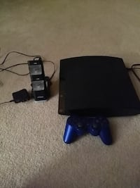 Ps3 500 GB with docking station