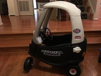 Little tykes police cozy coupe 39 km