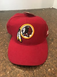Brand New Redskins Hat Manassas, 20112