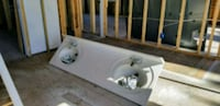 Double sink for bathroom Essex, 21221