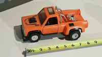 Vintage Plastic Toy Truck