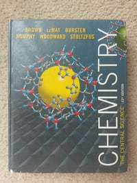 Chemistry: The Central Science 13th Buffalo, 14228