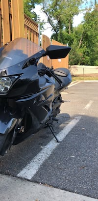 black and gray Honda CBR Arlington, 22206
