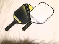 A pair of (WRIGHT)&(ELITE PRO)Pickle ball rachets  or $30 each  Chilliwack, V2P 5N9