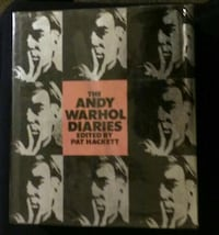 Andy Warhol Dairies first publish date 271 mi