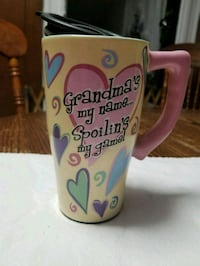 Travel Gramma mug Milwaukee, 53208