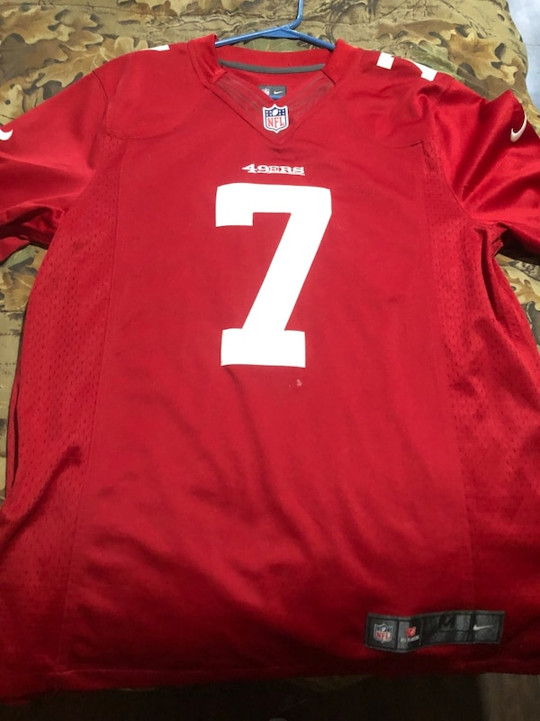 check out a592c 5c4c4 #7 Colin Kaepernick 49ers Jersey