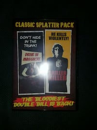 Drive-In Massacre/Driller Killer Double Feature (DVD) Gaithersburg