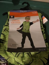 New Boys costume green hero Gwynn Oak, 21207