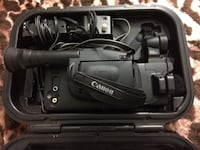 Canon 8mm camcorder in case - MISSING POWER CORD! Toronto, M4G