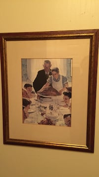 Norman Rockwell's Freedom from Want Moorestown, 08057