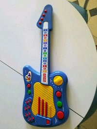 Fisher Price musical guitar for little ones Colton, 92324