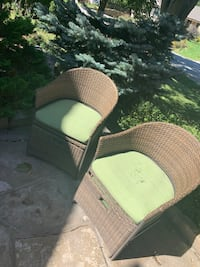Outdoor Chairs  Kleinburg, L0J 1C0