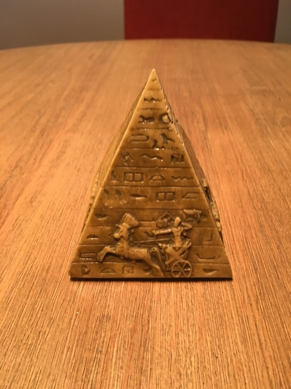 Egypt Pyramid Paper Weight