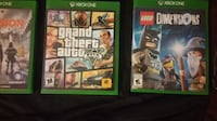 GTA V Xbox One Bundle Brampton