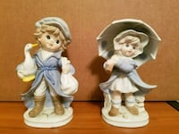 Decorative collectible figurines Bowie