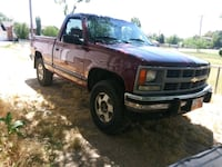 1995 chev shortbed 4 W.D 4.3 vortec v6 runs great  Clinton