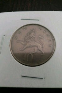 round silver-colored coin Bronx, 10461