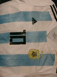 BRAND NEW MESSI ARGENTINA SOCCER JERSEY Bakersfield, 93306