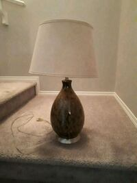 brown and white table lamp Edmonton, T5X