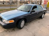 2011 Ford Crown Victoria Police Pursuit w/Street P Silver Spring