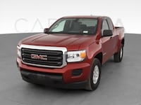 2015 GMC Canyon Extended Cab pickup Pickup 2D 6 ft Red <br /> Jeffersontown