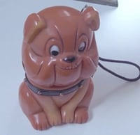 Transistor Novelty AM Radio Bulldog London