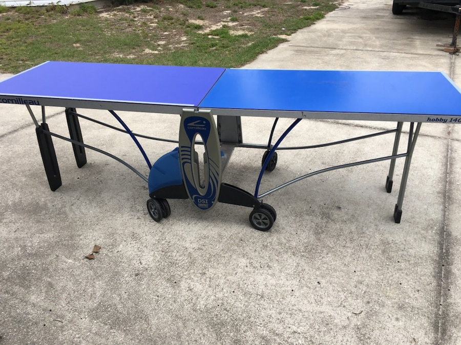 on tennis images dining concrete table in our spaces an that public as ping backyard pong pinterest best outdoor perfect doubles for tables maziak