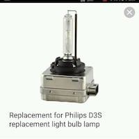 D3s headlight bulb Pearl City, 96782