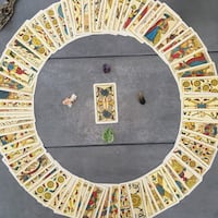 Tarot card reading Torrance