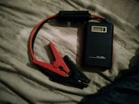 black and red power tool 18 mi