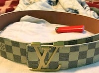 Louis vuitton belt (Must pick up) Brooklyn, 21225