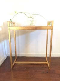 Gold Side Table West Hollywood, 90046