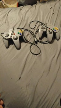 two black and white game controllers Fort Oglethorpe
