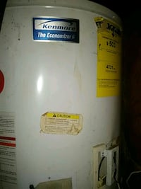 30 gal Compact electric water heater  Gibson, 70356