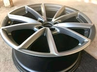 "AUDI RIM 19"" 8.5X19 ONE ONLY Fremont, 94539"