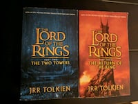 Lord of the rings books Calgary, T2J 6P9
