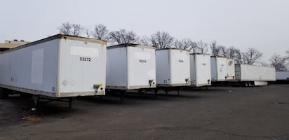 53 Foot Trailers for RENT