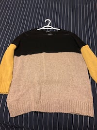 Women's Oversized Sweater Markham, L3R