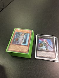 yugioh trading card deck Portsmouth, 23701
