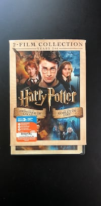 Harry Potter DVD 3&4 Puyallup, 98371