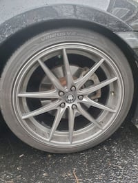 18x8 konig wheels 5x100 Ashburn, 20147