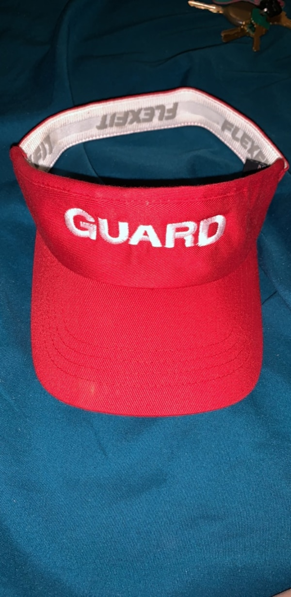 Lifeguard visor. HomeFashion and Accessories Mount Pleasant 79beae9d46f