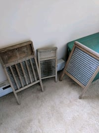 Antique wash boards Harpers Ferry, 25425