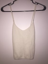 Tank top from garage size small! Never worn pick up in Langley only  Langley