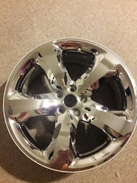 Charger/challenger rim