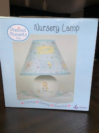 Baby Nursery Lamp - brand new Alexandria, 22309